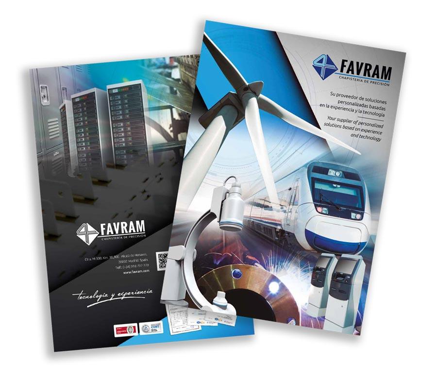 catalogo Favram 2016